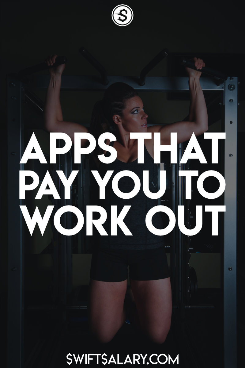 Apps that pay you to work out, exercise, and lose weight