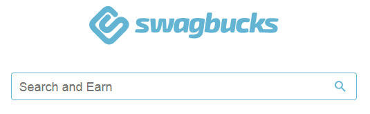 Swagbucks search bar