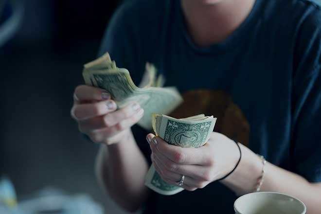 Get cash back passively