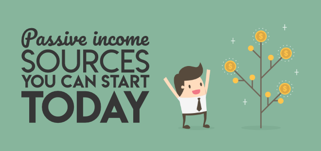 Passive income sources you can start today (thumbnail)