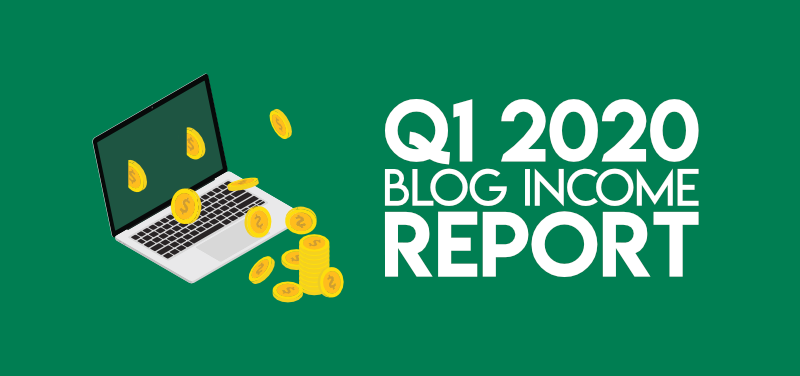 Q1 2020 blog income report