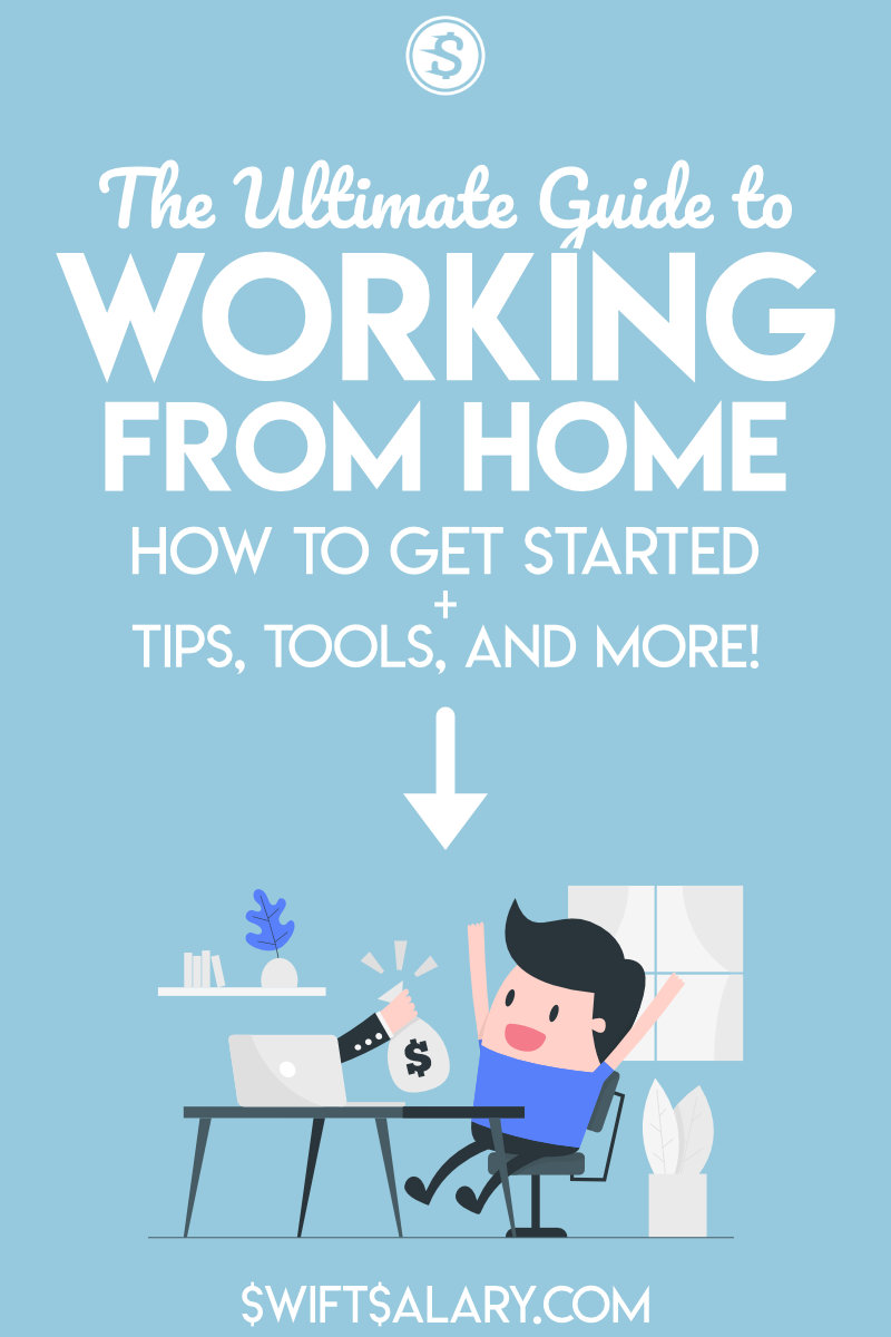 How to start working from home: the ultimate guide