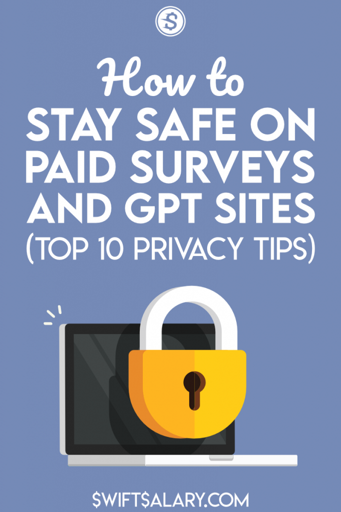 How to stay safe on paid surveys and GPT sites