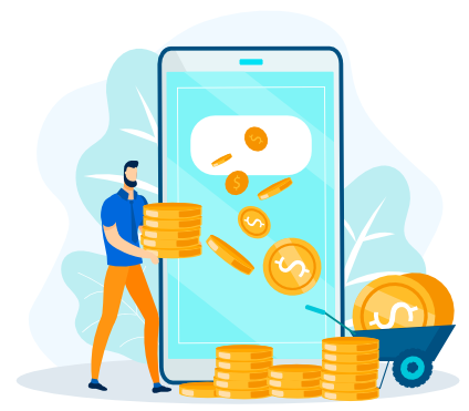 Investing as a teen with an app