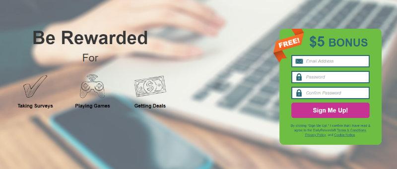 InboxDollars free $5 bonus