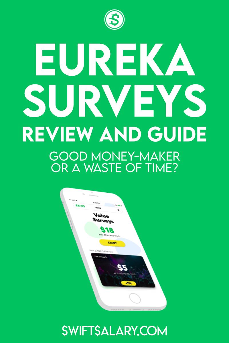 Eureka Surveys review