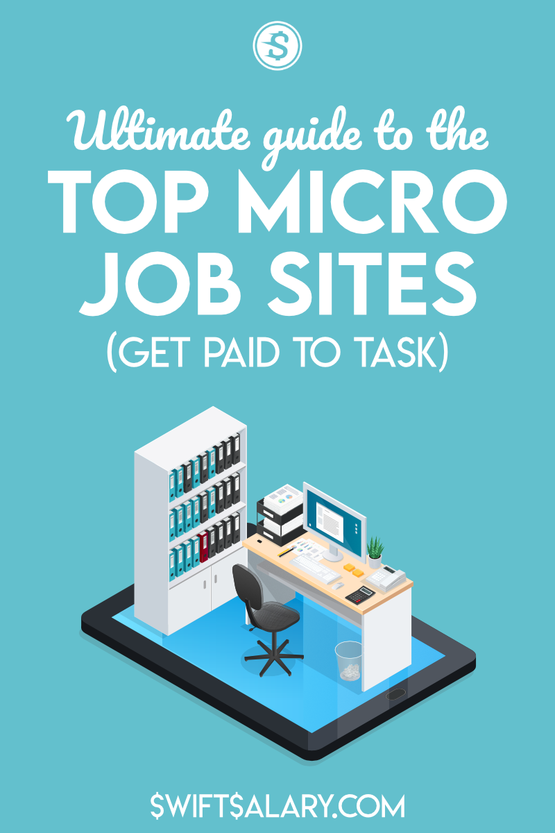 Top micro job sites for paid tasks and microwork