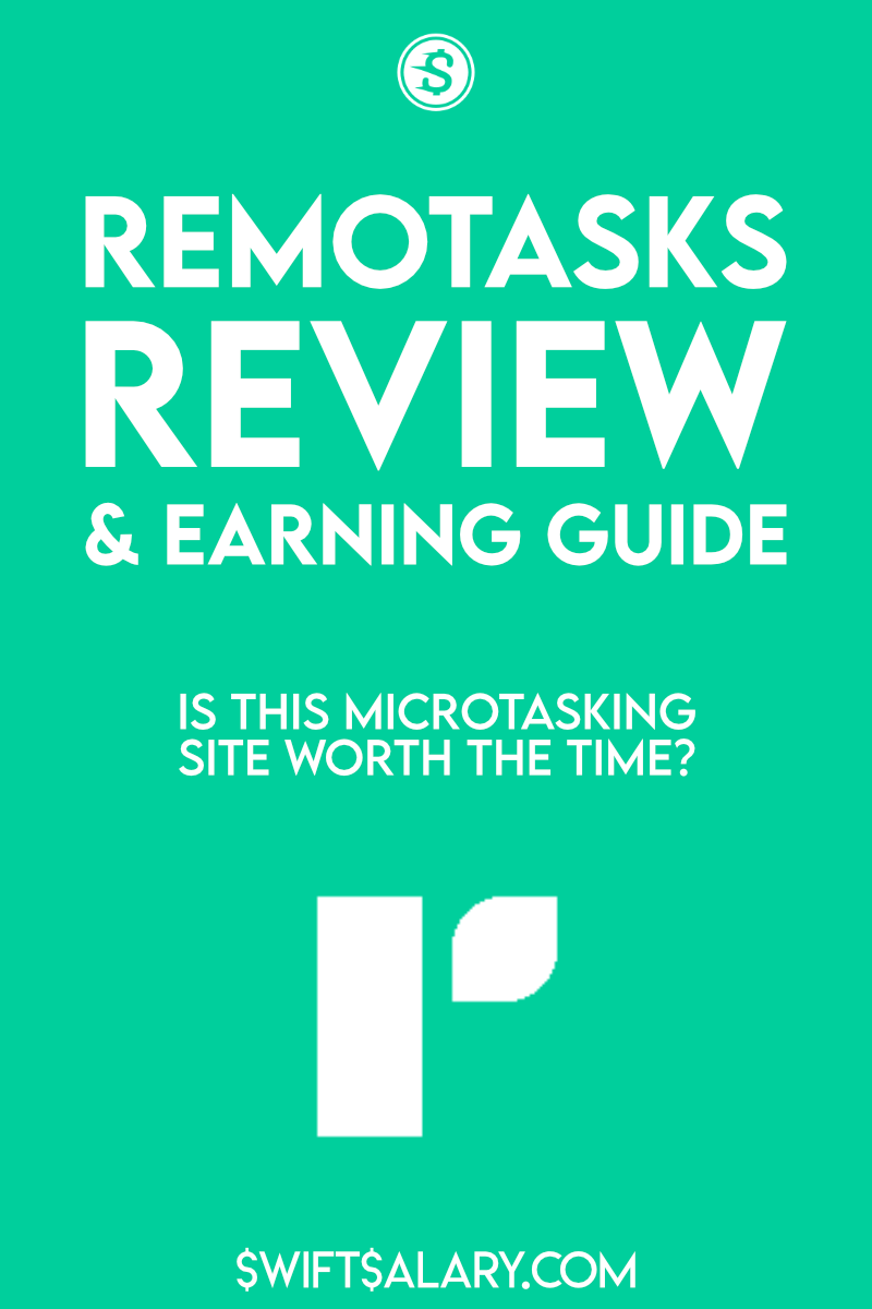Remotasks review and earning guide