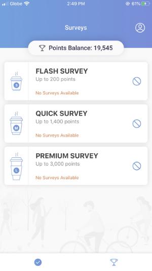 Toluna app preview