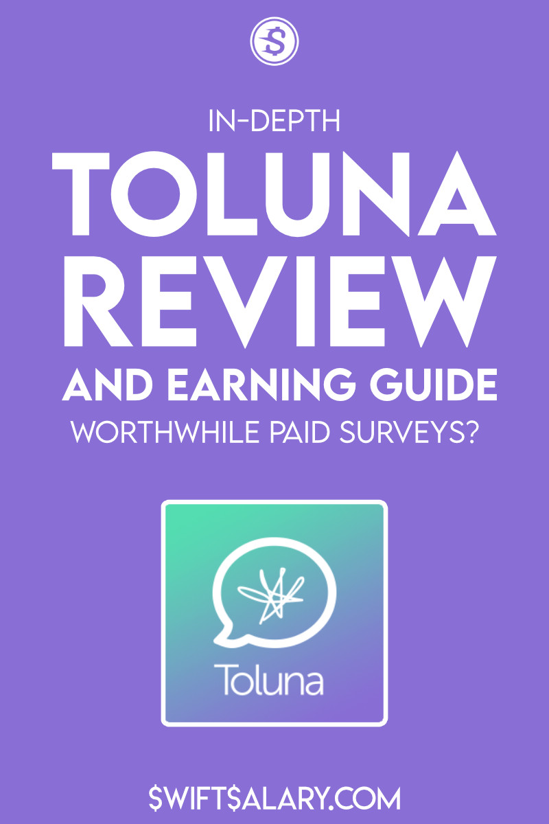 Toluna review and earning guide