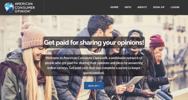 ACOP get paid for sharing your opinions