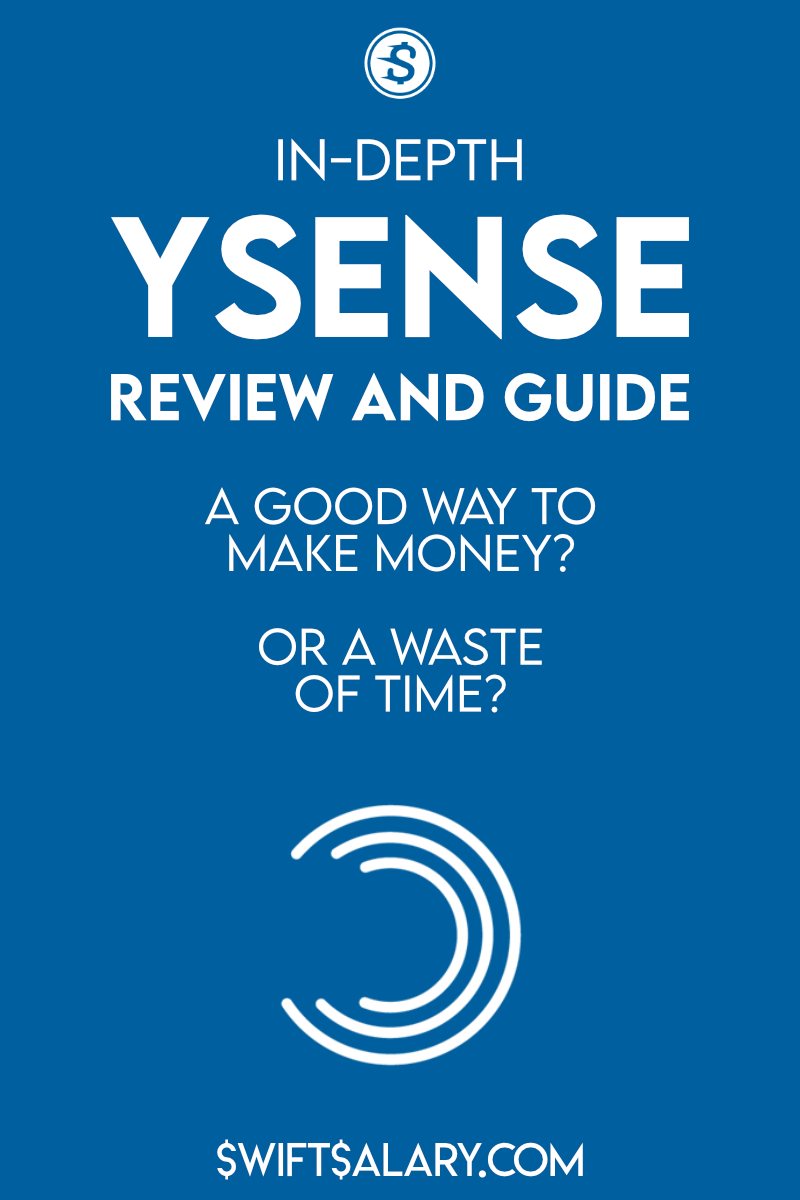 ySense review and guide